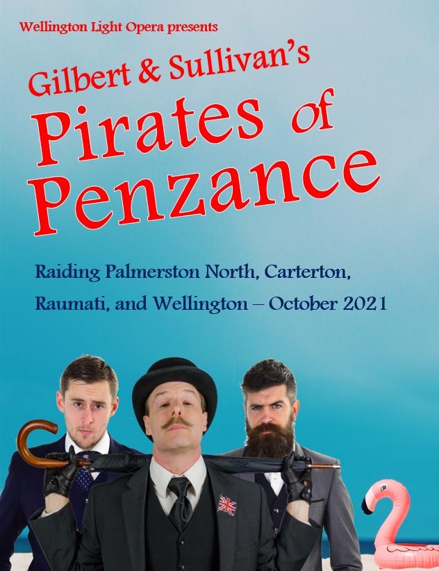 Pirates of Penzance  Oct 2021
